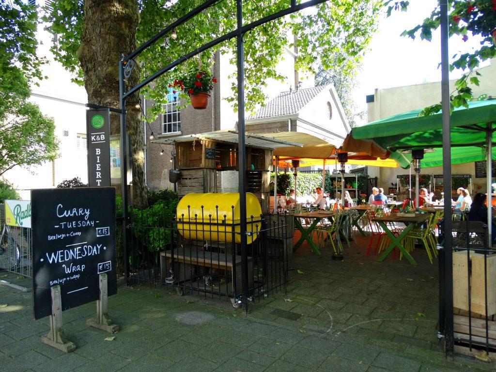 hotspot in Rotterdam KB