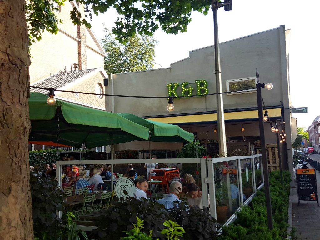 hotspot in Rotterdam KB Kralingen