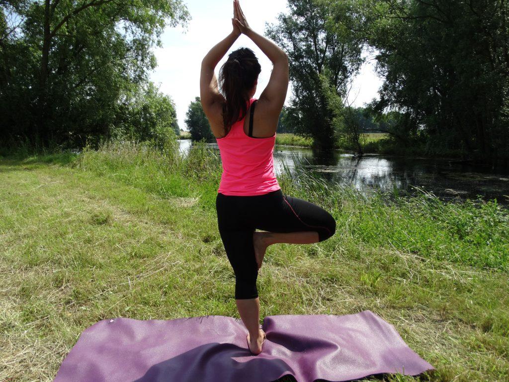 yoga op reis travel mat review