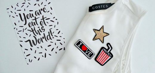 Costes diy patches