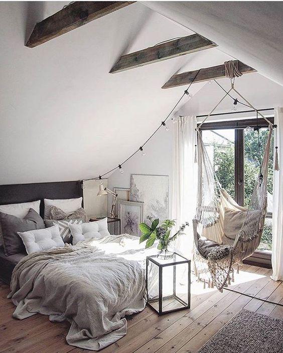 ♥ 3 manieren om een hangmat in huis te gebruiken - Todas las cosas ...