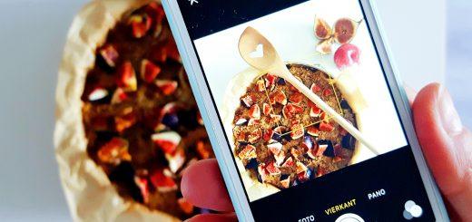 iphone vs samsung foodpic