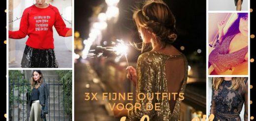 drie keer fijne outfits voor de feestdagen
