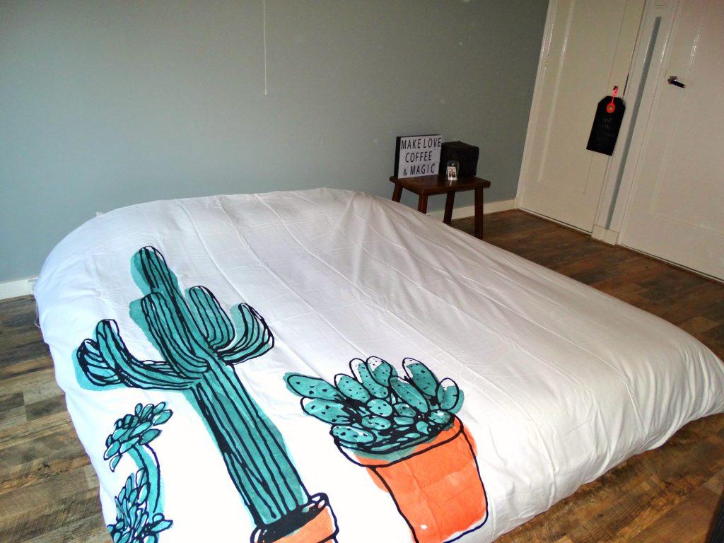 slaapkamer inrichten bed