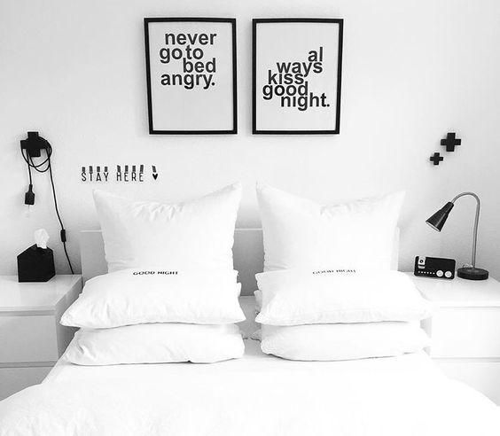 slaapkamer inrichten lijsten pixers