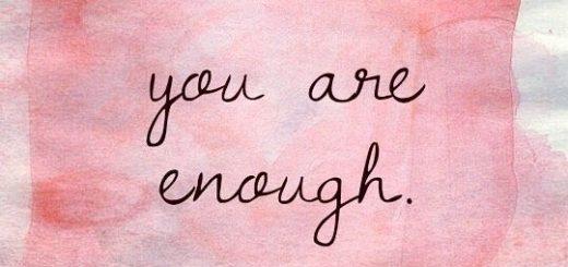 van jezelf houden