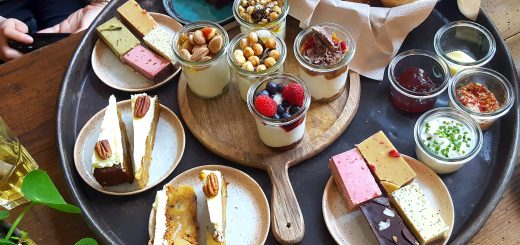 yogurt barn high tea