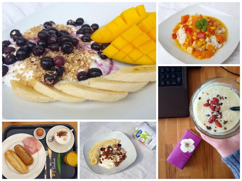 2 lente healthy food