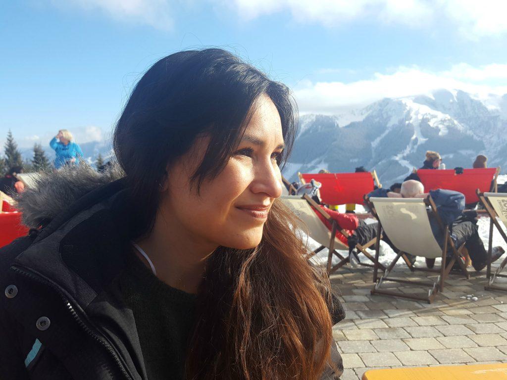 genieten van skien in oostenrijk