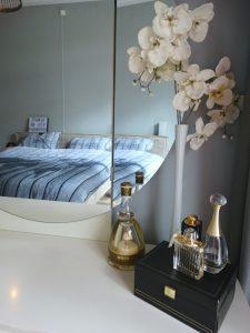 roomtour slaapkamer inrichten kaptafel