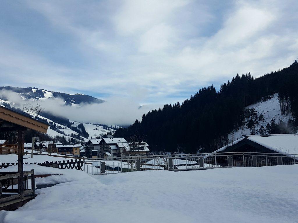 skiën in Saalbach vlog