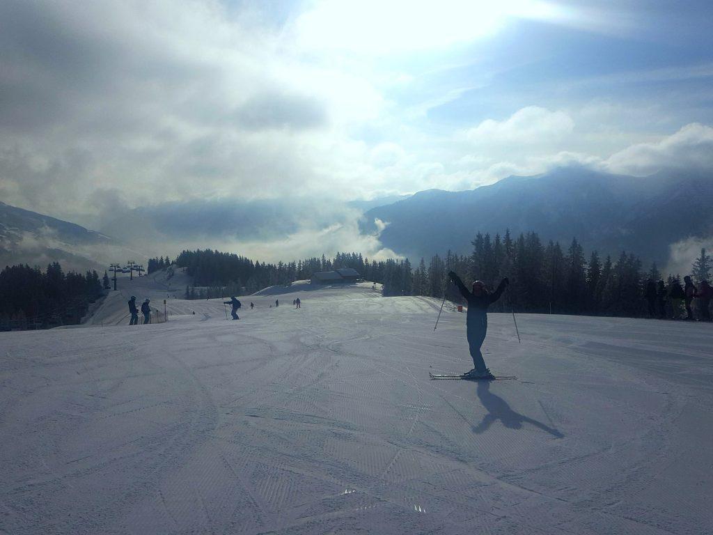 skien saalbach oostenrijk