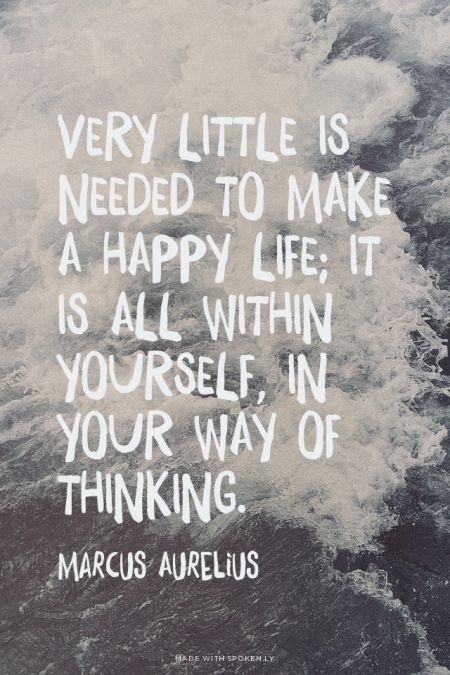 happy positief denken