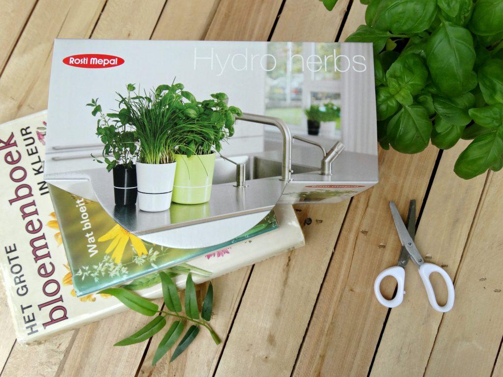 kruidenplant pot rosti mepal