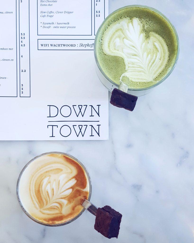 kop koffie downtown nijmegen