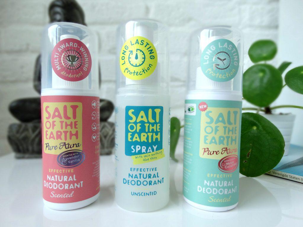 natuurlijke deodorant salt of the earth review