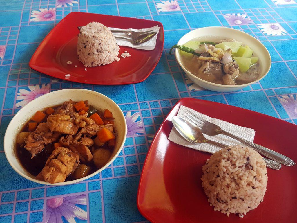 traditioneel filipijns eten