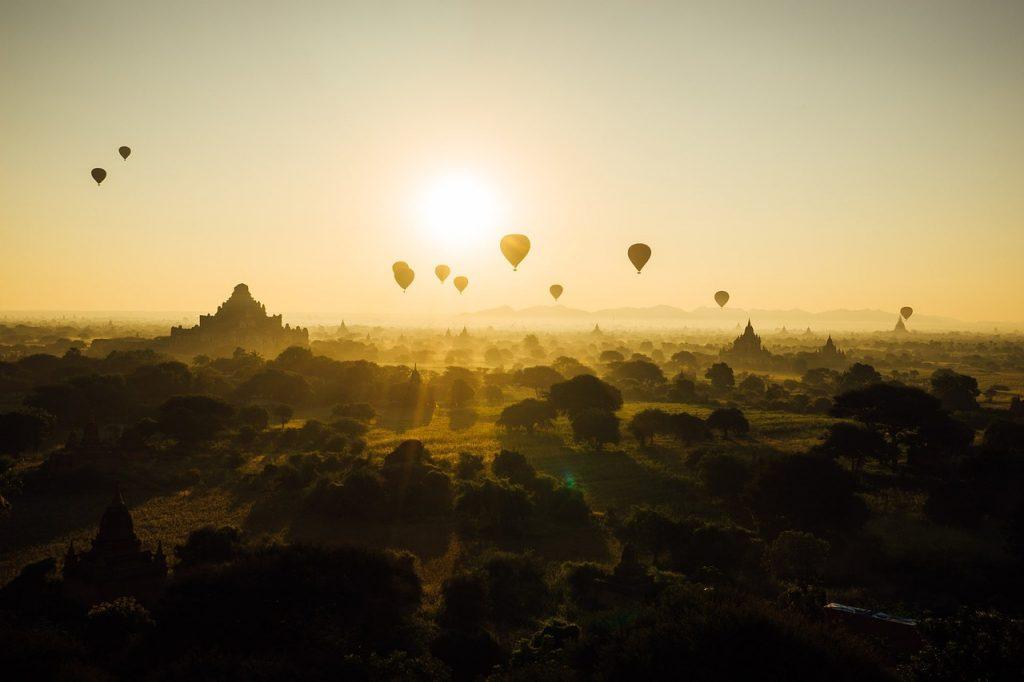 bagan-myanmar droombestemmingen-pixabay