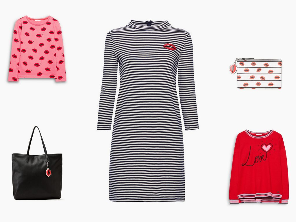 Esprit kisses collectie