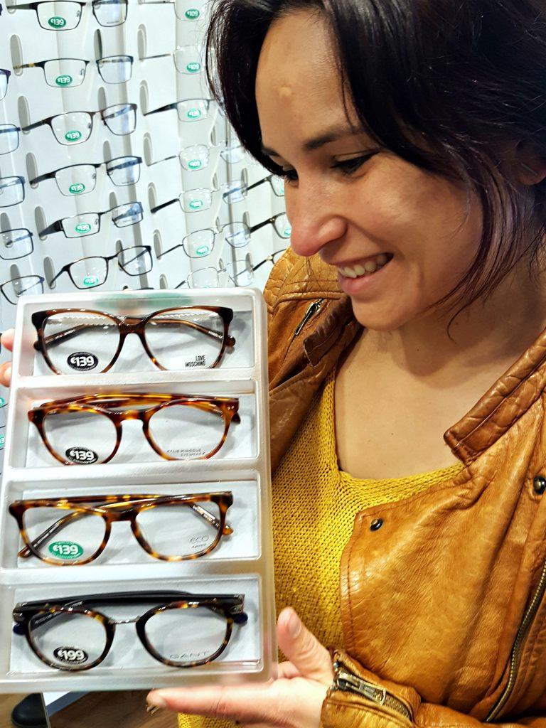 bril uitzoeken specseavers monturen