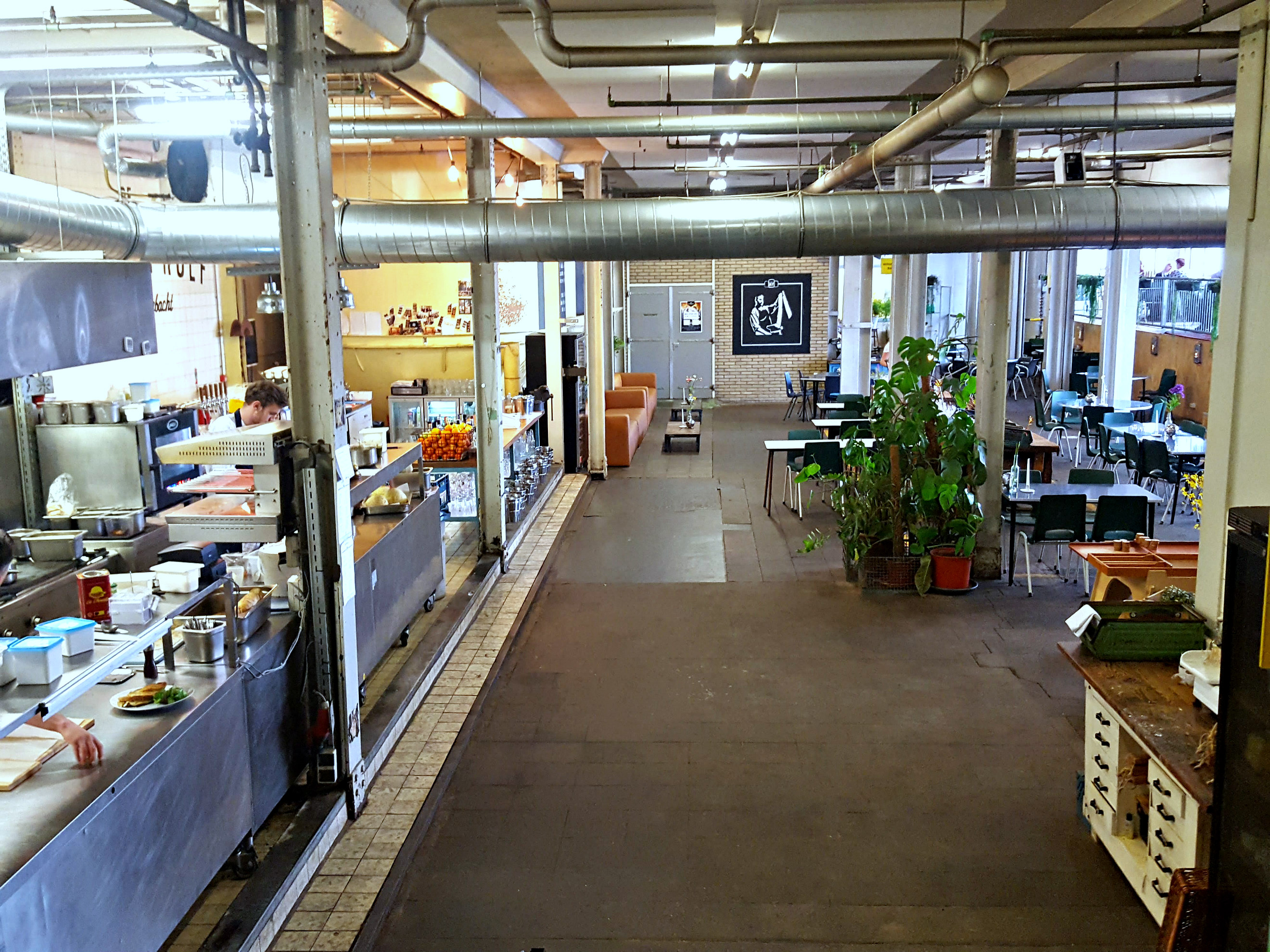 Keuken Outlet Store : Lunchen bij meesterproef hotspot nijmegen open keuken all lovely