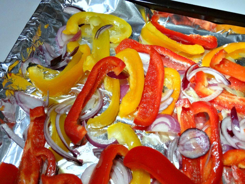recept chorizo met geroosterde groente marley spoon box