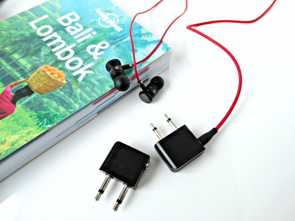 adapter hoofdtelefooon vliegtuig reisgadgets van aliexpress
