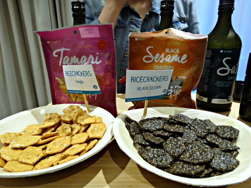 foodtrends van 2018 sesam crackers terrasana