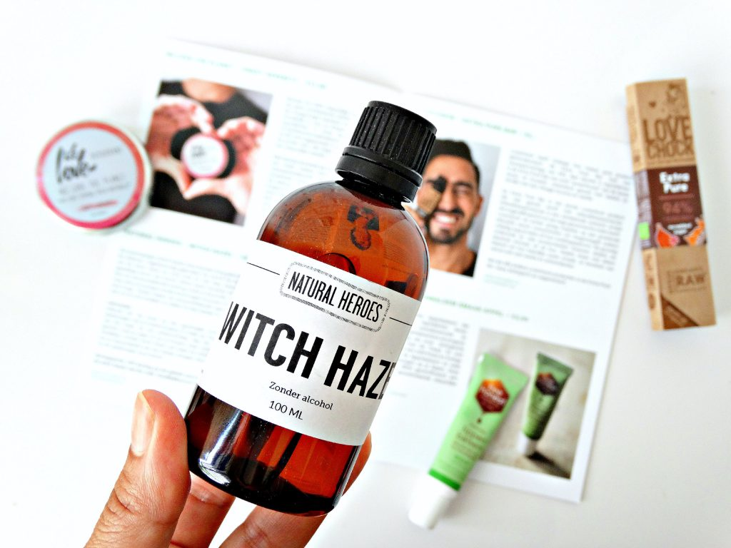 witch hazel jouwbox review
