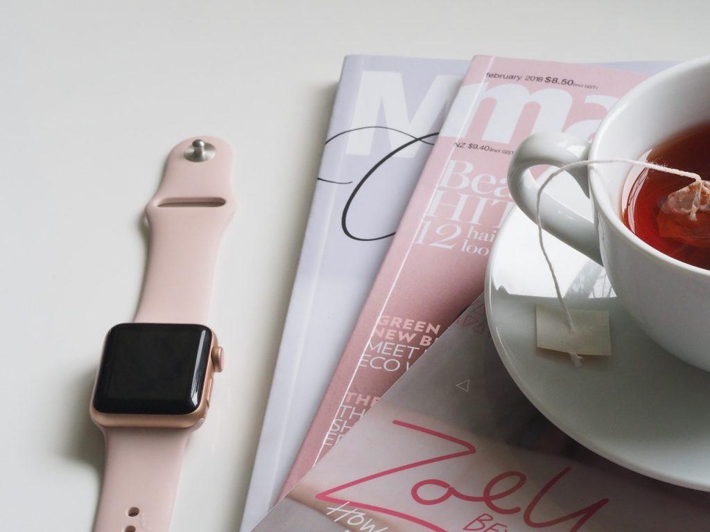 horloge trends 2018 vrouwen