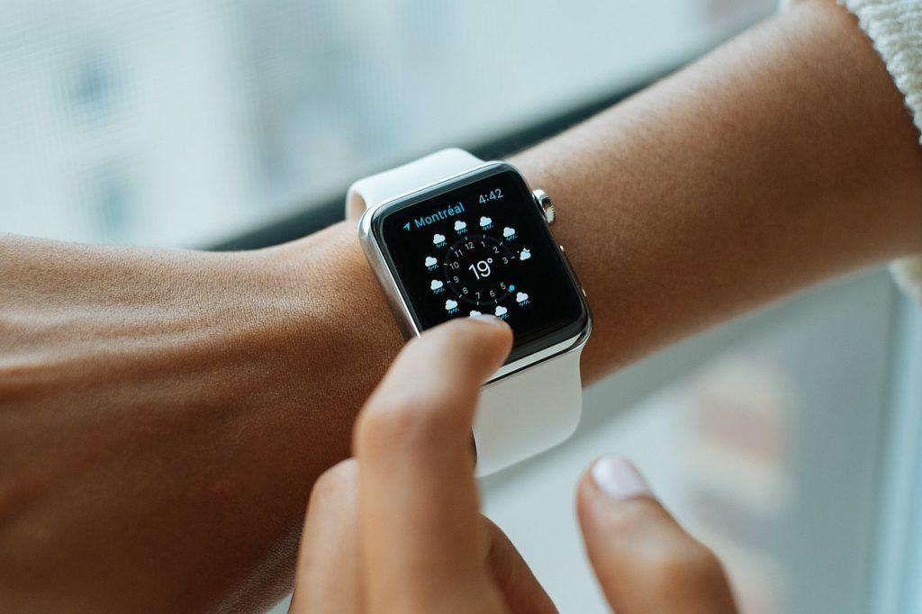 horloge trends smartwatch apple