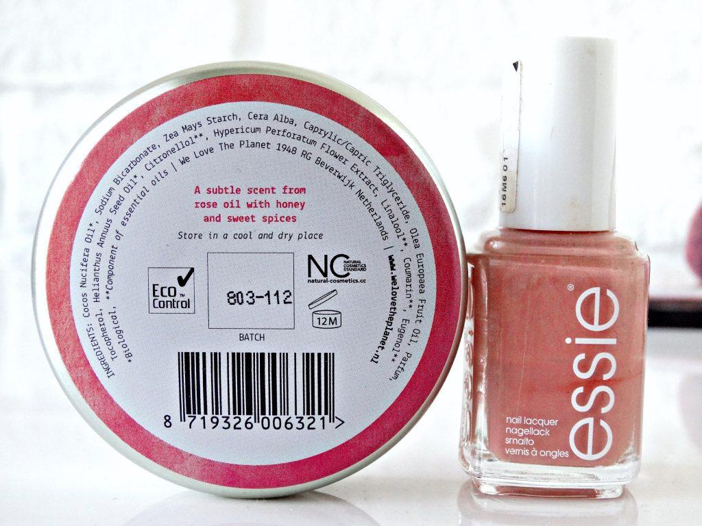 we love the planet deodorant essie beauty natuurlijke lichaamsverzorging