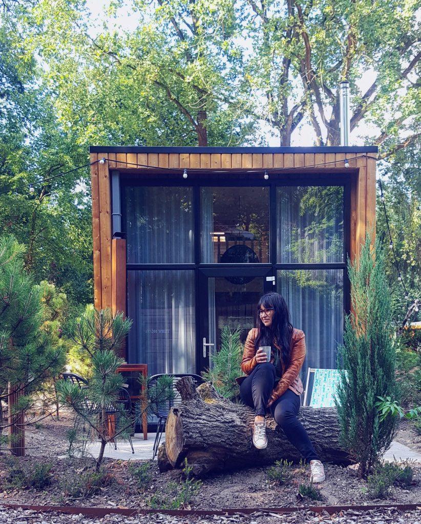 bijzonder overnachten in Tiny Houses droomparken maasduinen roermond