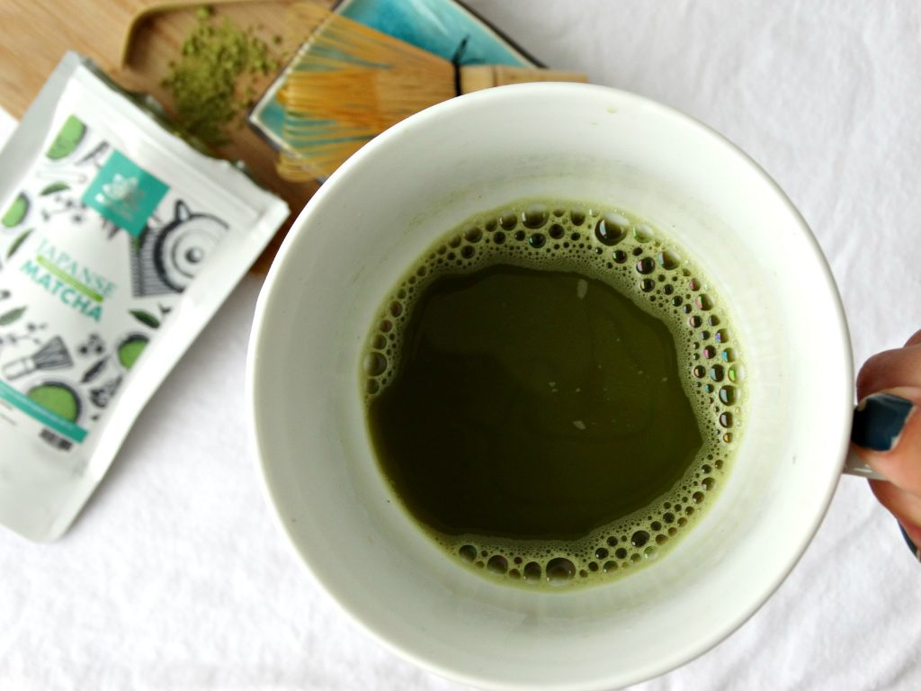 japanse matcha thee review bamboeklopper