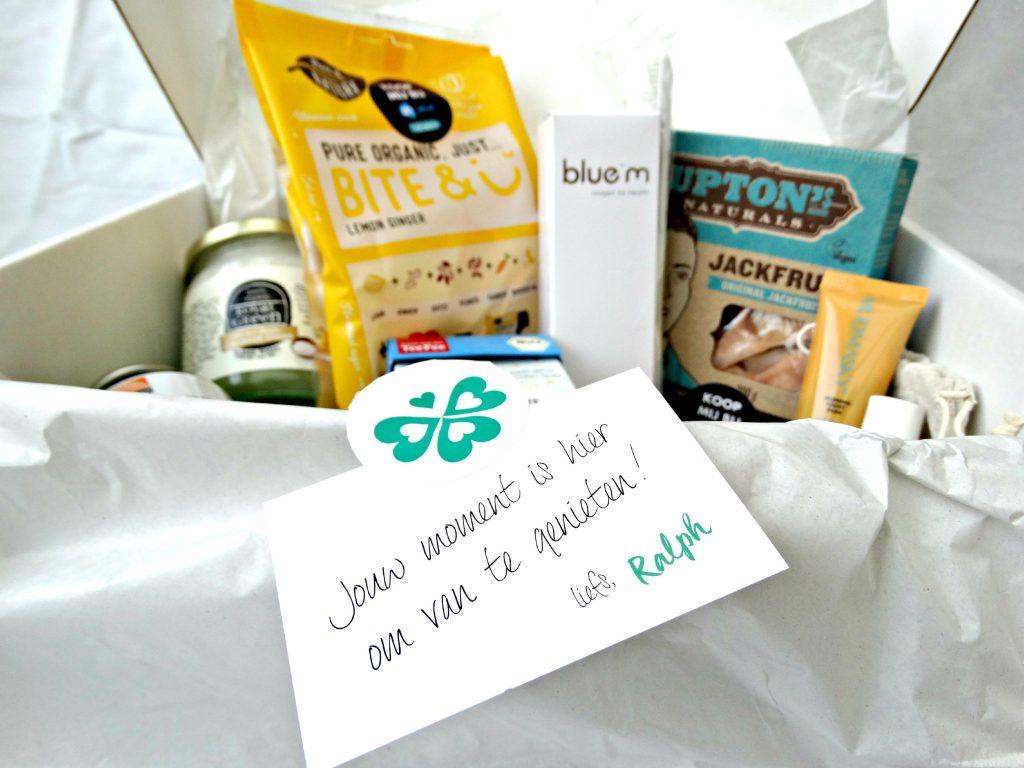 jouwbox editie 2 unboxing genietmomenten jackfruit