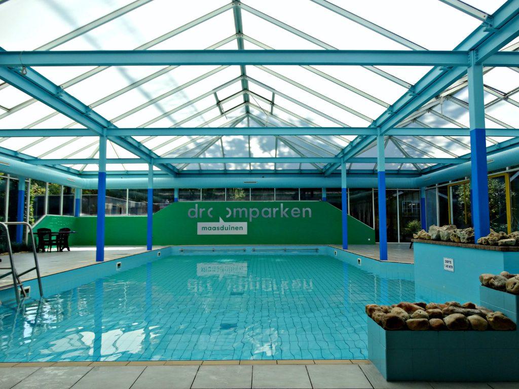 zwembad droompark maasduinen
