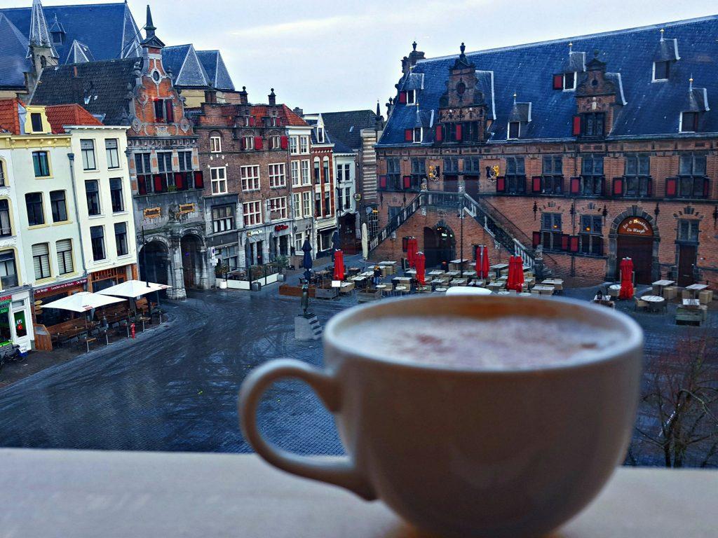 Koffie drinken in Nijmegen hotspots