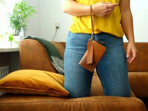 micmacbags portemonnee bank sofa company clutch