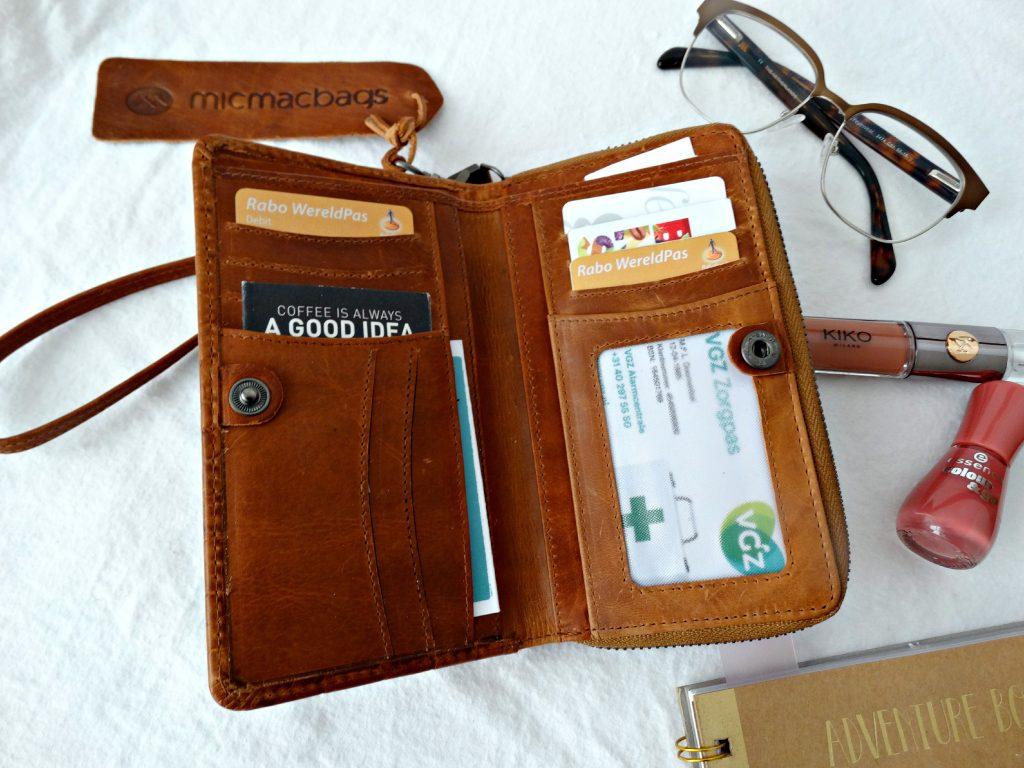 portemonnee pasjes micmacbags