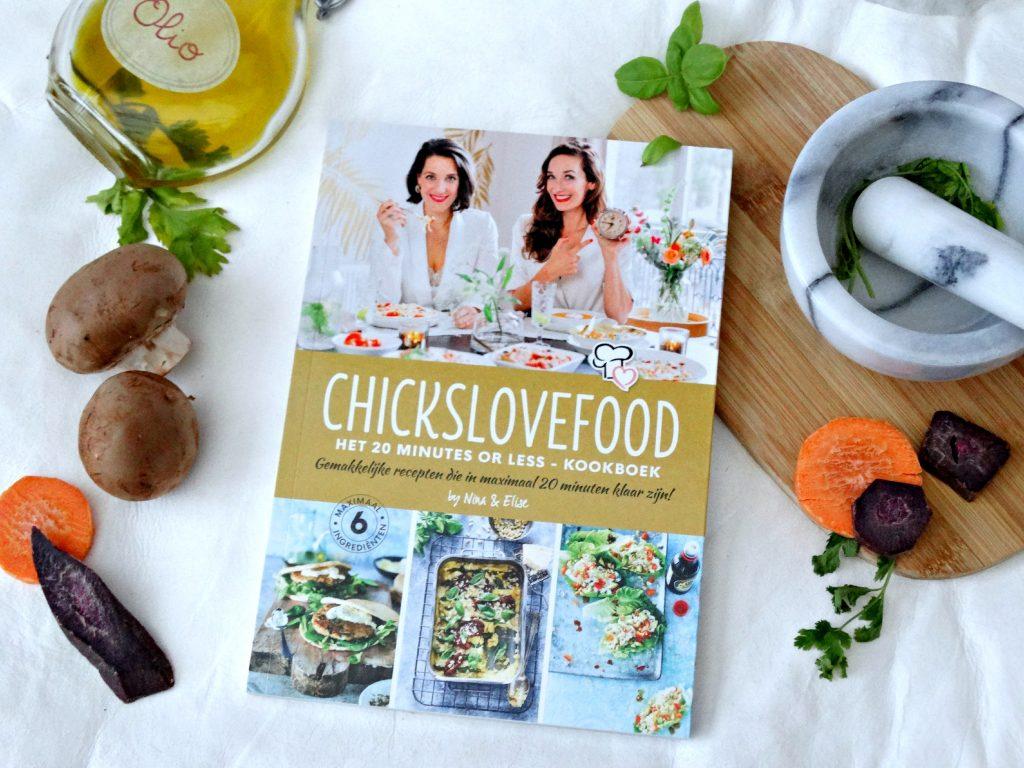 chicks love food kookboek 20 minute or less recepten cadeau onder de 25 euroe