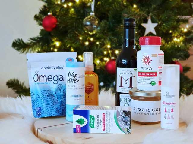jouwbox gezonde feestdagen visolie