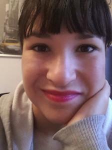 Mijn lippen, full face, na een nacht slapen en sporten.