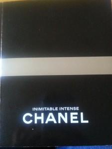 Het inspirerende Chanel boekje