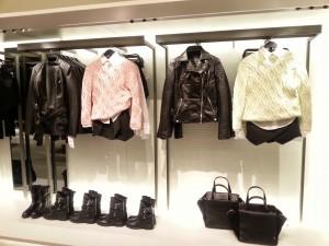 Je kan in een paar minuten een complete outfit kopen bij Zara