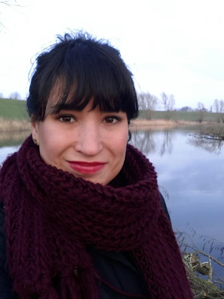Selfie in DE polder