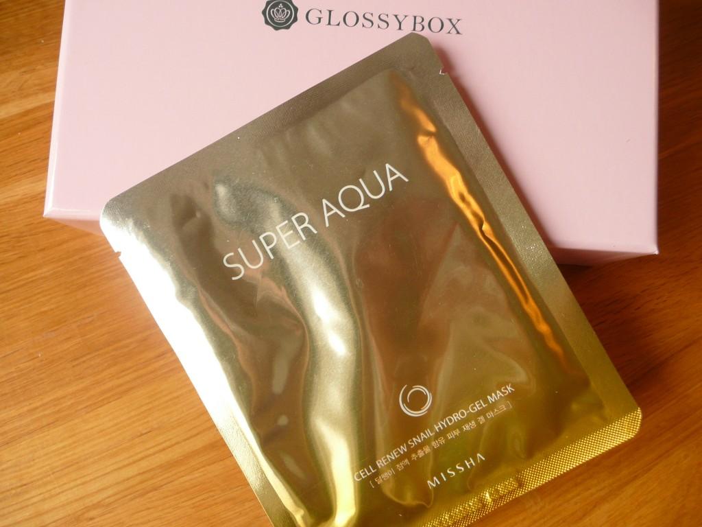 De Super Aqua masker