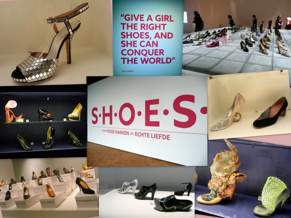 De S.H.O.E.S. expositie