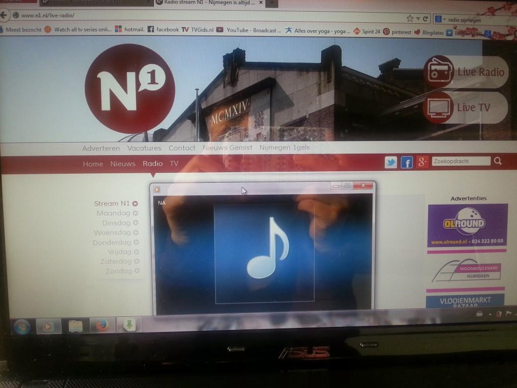 Online radio luisteren