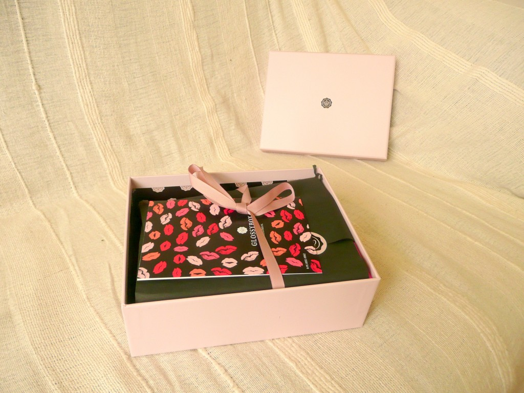 Valentines by Glossybox