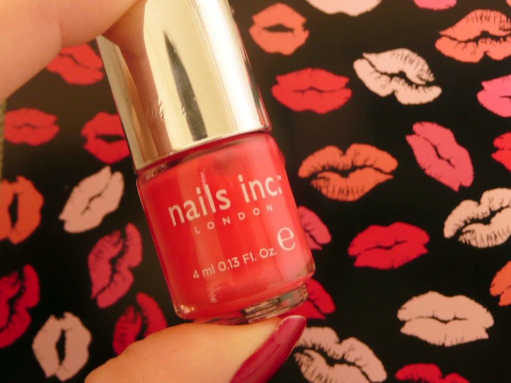 Nails Inc nagellak :D